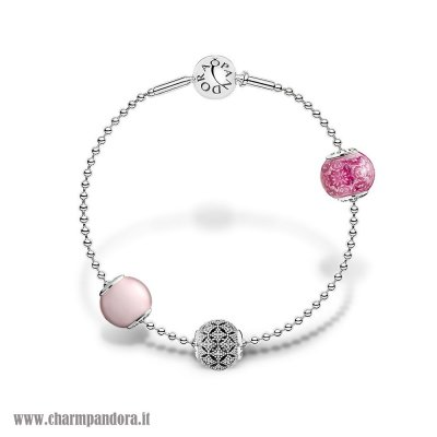 Economici Sale Freedom And Compassion Essence Bracelet Set charmpandora