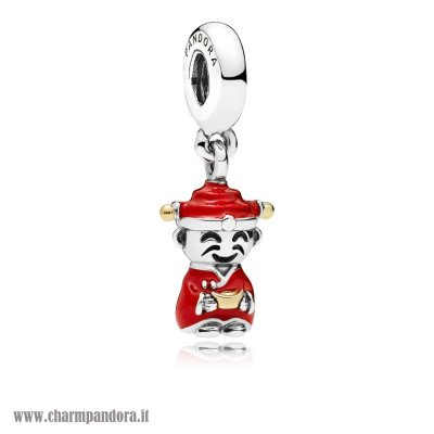 Economici Fortune And Luck Hanging Charm charmpandora